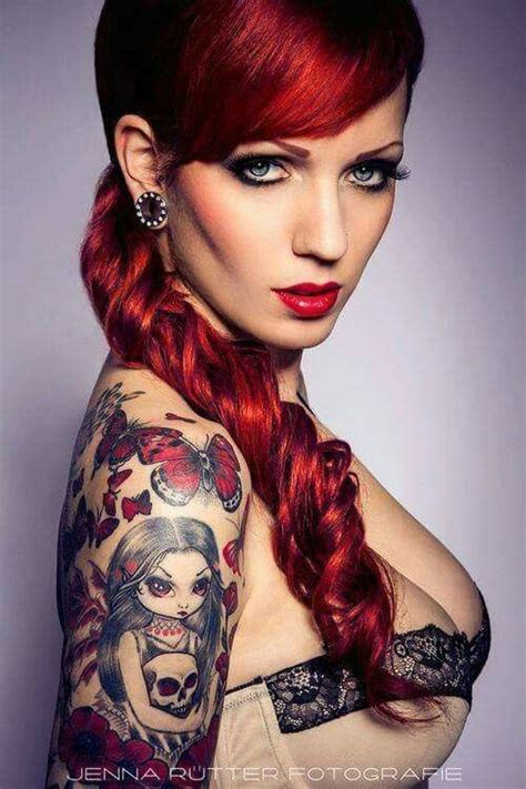 tattoo fixers red hair 462 best bad ass redheads images on pinterest