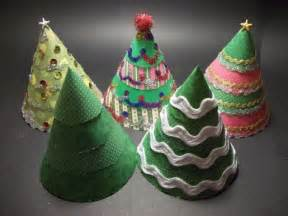 things to make and do make a cone christmas tree