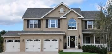 Exterior house paint color schemes home design ideas