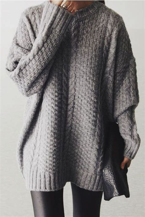 big sweaters 50 stylish winter for 2016 grey sweater grey and sweater weather