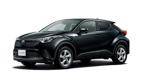 Toyota 4wd Toyota C Hr Compact Crossover Launched In Japan 1 2l