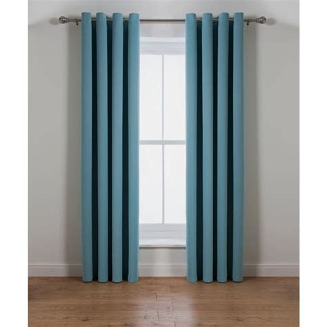 Argos Nursery Curtains Buy Collection Twilight Blackout Curtains 117x137cm Duck Egg At Argos Co Uk Your Shop