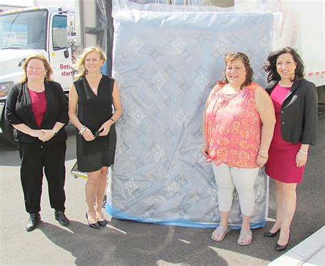 Sleep Country Free Mattress Program by Sleep Country Helps Nine Local Families Sleep Better Chatham Voice