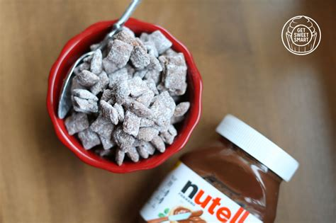 nutella puppy chow nutella puppy chow 183 get sweet smart