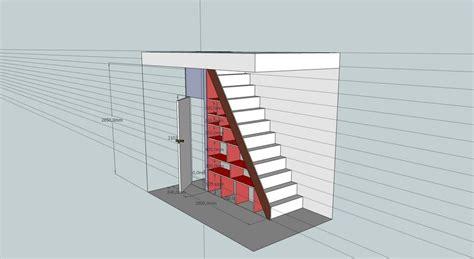 zelf trap maken kosten vaste kast onder trap maken werkspot