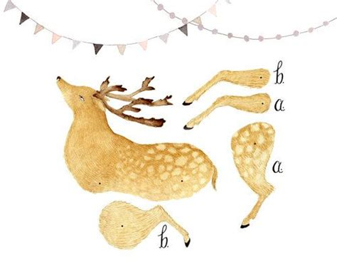 How To Make A Deer Out Of Paper Mache - the world s catalog of ideas