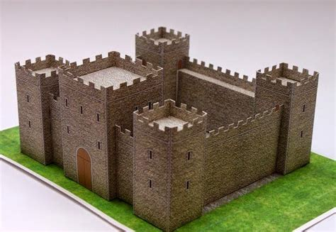 Paper Craft Castle - castle papercraft