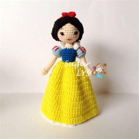 amigurumi pattern disney crochet amigurumi snow white disney princess