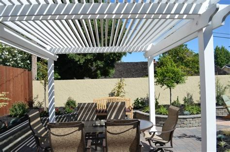Patio Pergola Ideas Shade Backyard Pergola Shade Structures Traditional Patio