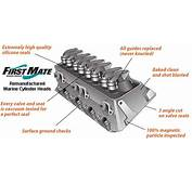 Marine Cylinder Heads  Basic Power