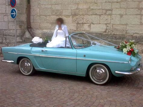 1964 renault caravelle location renault caravelle de 1964 pour mariage vaucluse