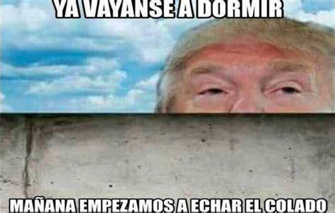 memes mexicanos se consuelan por triunfo de trump