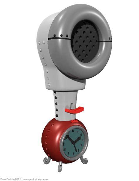 spongebob squarepants alarm clock daves geeky ideas