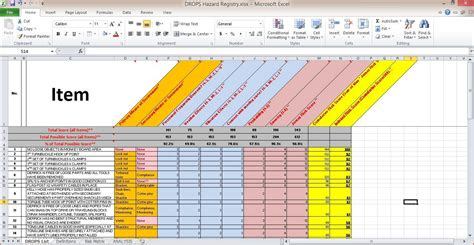 employee training spreadsheet template excel training