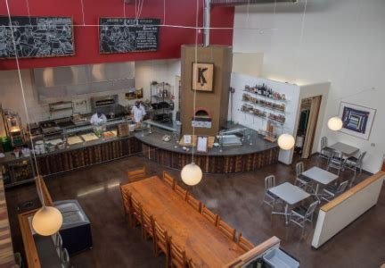 Kitchen Headquarters Location by Clif Bar Cafe Honored For Sustainability Baking Business