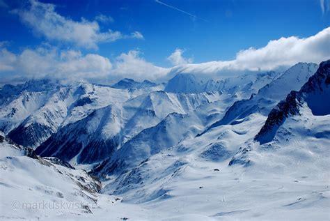 the winter winter alps markuskvist se