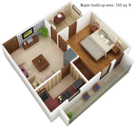 Security Floor Plan radhika homes in sector 4 noida extension noida price