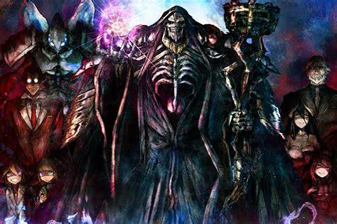 Myanimelist Overlord by Mishkakoala U Mishkakoala Reddit