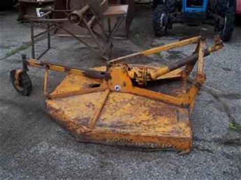 Used Farm Tractors For Sale Woods M5 Dixie Cutter Mower
