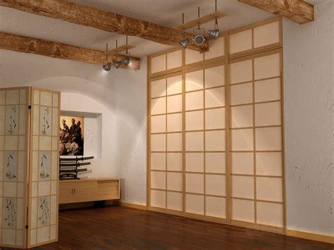 porta scorrevole giapponese porte e pareti scorrevoli shoji in stile giapponese cinius