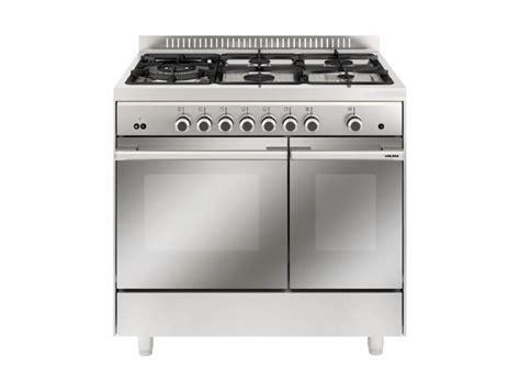installazione cucina a gas cucina a libera installazione in acciaio mf9644ci cucina