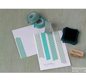 Madigan Made { Simple DIY Ideas } The Simplest Washi
