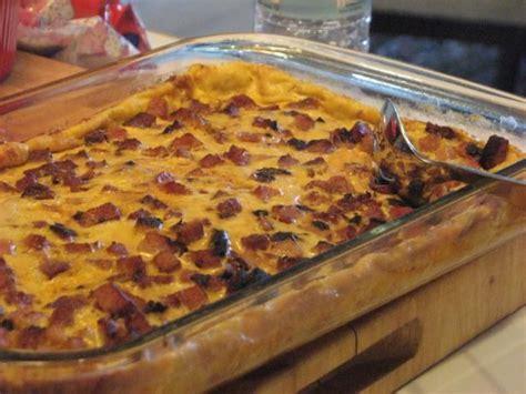 christmas breakfast bacon casserole recipe christmas morning breakfast casserole recipes