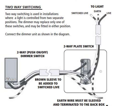 wiring diagram for dimmer switch single pole 44 wiring