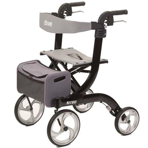 drive nitro rollator drive medical nitro rollator at healthykin com