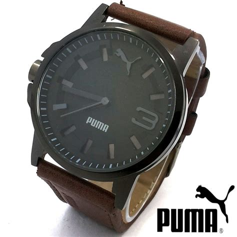 Jam Tangan Pria Cowok Ripcurl Dooms Leather Black List White 1 harga jam tangan pria swiss army time leather
