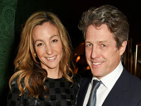 Why Ex Hugh Grant Didnt Show For Lizs Wedding by Hugh Grant Welcomes Baby 5 With Eberstein