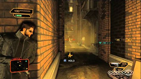 Deus Ex Human Revolution Ps3 Playstation 3 gamespot reviews deus ex human revolution pc ps3