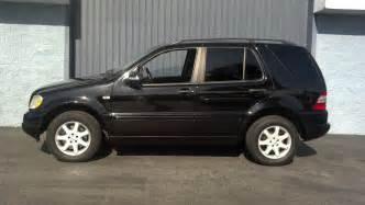Ml430 Mercedes 2000 Mercedes Ml430 Black T Tak Auto Service