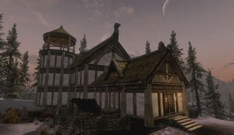 hearthfire houses hearthfire materials batch file at skyrim nexus mods and community