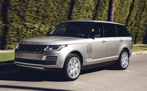 New Land Rover Range Rover 2018 by 2018 Range Rover Svautobiography Debuts In La The Torque