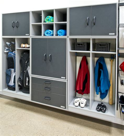 Garage Storage Unit Ideas Modern Garage Storage Systems For Clean View Ideas 4 Homes