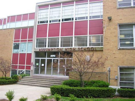 best high school in louisville ky assumption high school