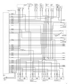 1997 audi a4 air conditioning system circuit and schematic