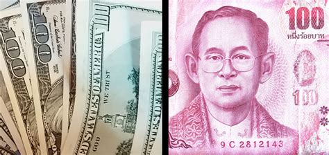 currency thb thailand currency thai baht exchange rate money
