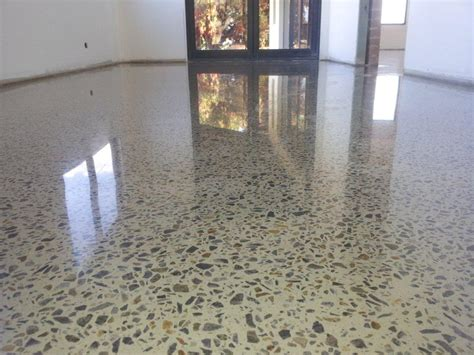 polished concrete honed but not grinded potentially a gardening landscaping guide landscaping services