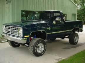 wings auto 1987 chevy 4x4 truck