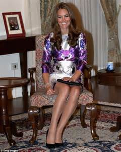 duchess slant kate middleton has a signature seated pose to protect her