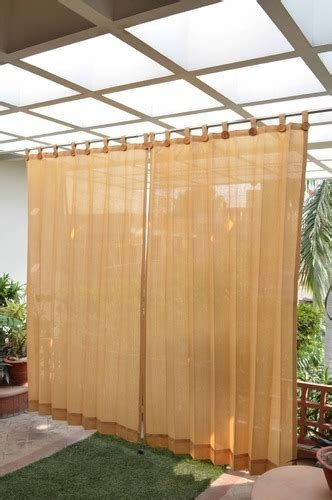 waterproof outdoor curtains 9 beautiful and best outdoor curtains for home styles at