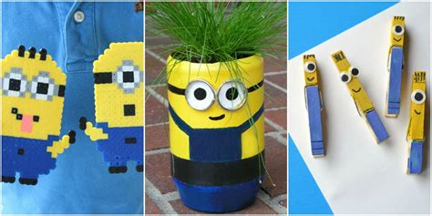 minion diy crafts minion crafts minion diy projects