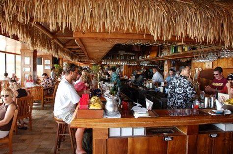 Duke S Barefoot Bar And Restaurant Waikiki Hawaii Outrigger Breakfast Buffet