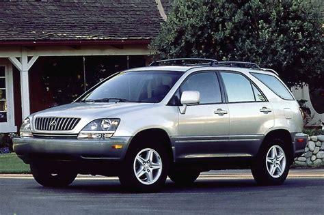 2000 Lexus Rx300 Interior 1999 03 Lexus Rx 300 Consumer Guide Auto
