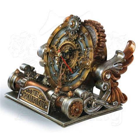 Buy Your Own Time Machine On Ebay by Alchemy Empire Time Machine Chronambulator Steunk Desk