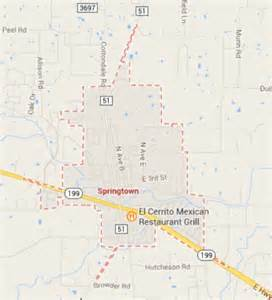 springtown map homes for sale in cooperstown subdivision springtown tx