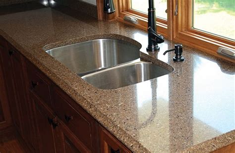 menards kitchen countertops series riverstone quartz countertops http www