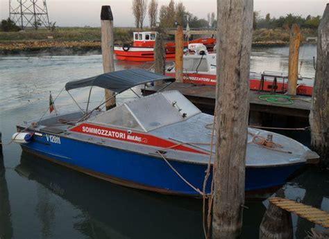 ispettorato di porto di venezia motoscafo dc 6 nautilus